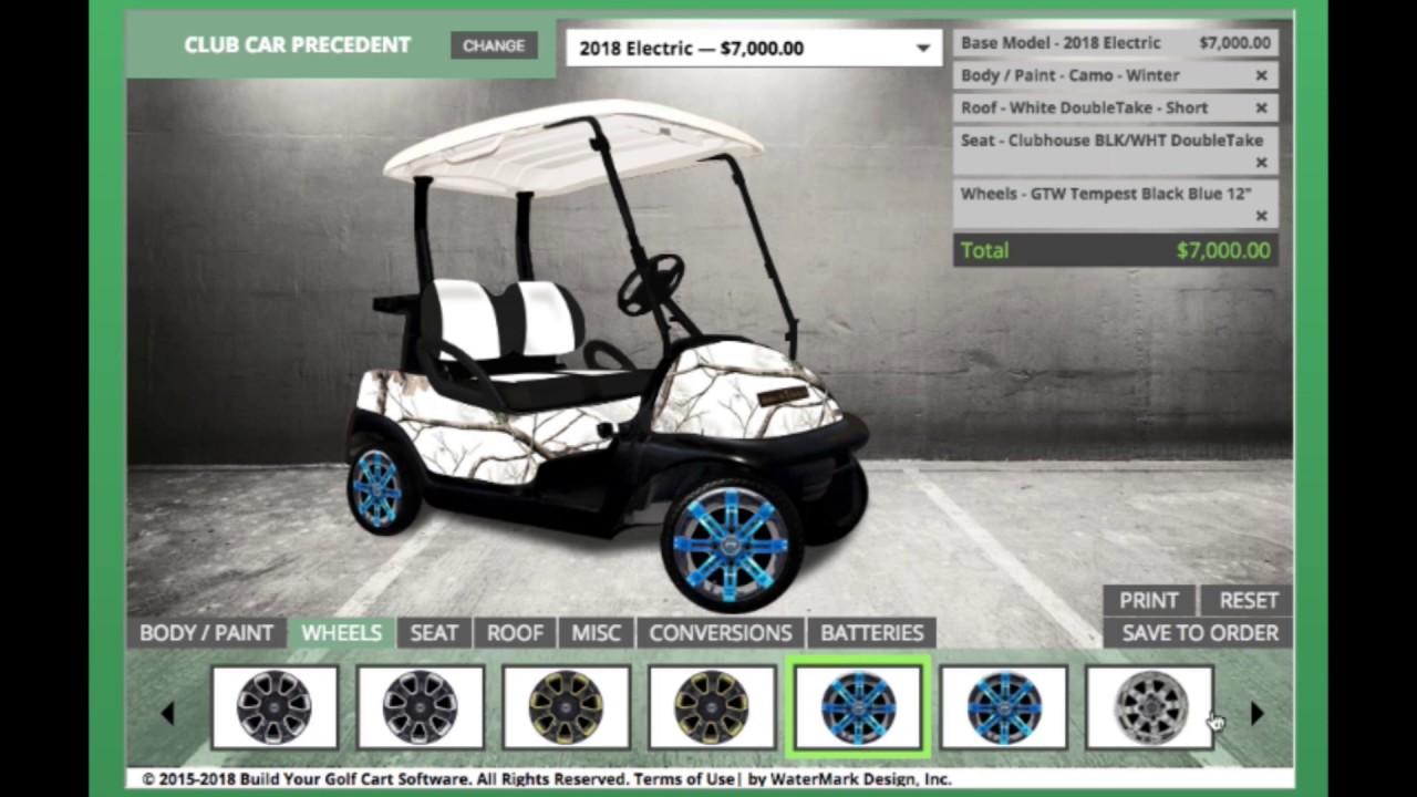 Camo Penger Golf Carts on sports cart, camo generator, demo cart, camo trailer, camo car, camo golf shoes,