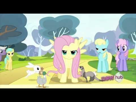 My Little Mane Six - Pony Love [PMV] (Hadouken - Mecha Love)