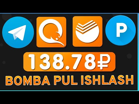 КУНИГА 3$ ДОЛЛАР/ ИНТЕРНЕТДА ПУЛ ИШЛАШ #PHONES #INVES