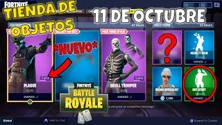 becomes the DOCTOR of the SCOURGE to store objects of today! -11 October - Fortnite Battle Royale