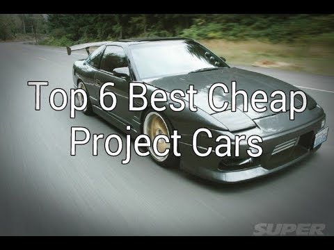Cheap Project Cars >> Top 6 Cheap Project Cars Under 10k