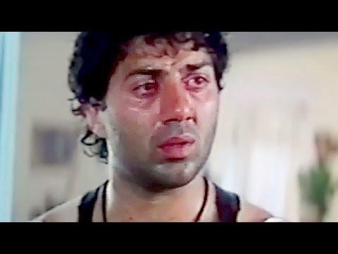Sunny Deol, Om Puri, Narsimha - Scene 3/18 (k)