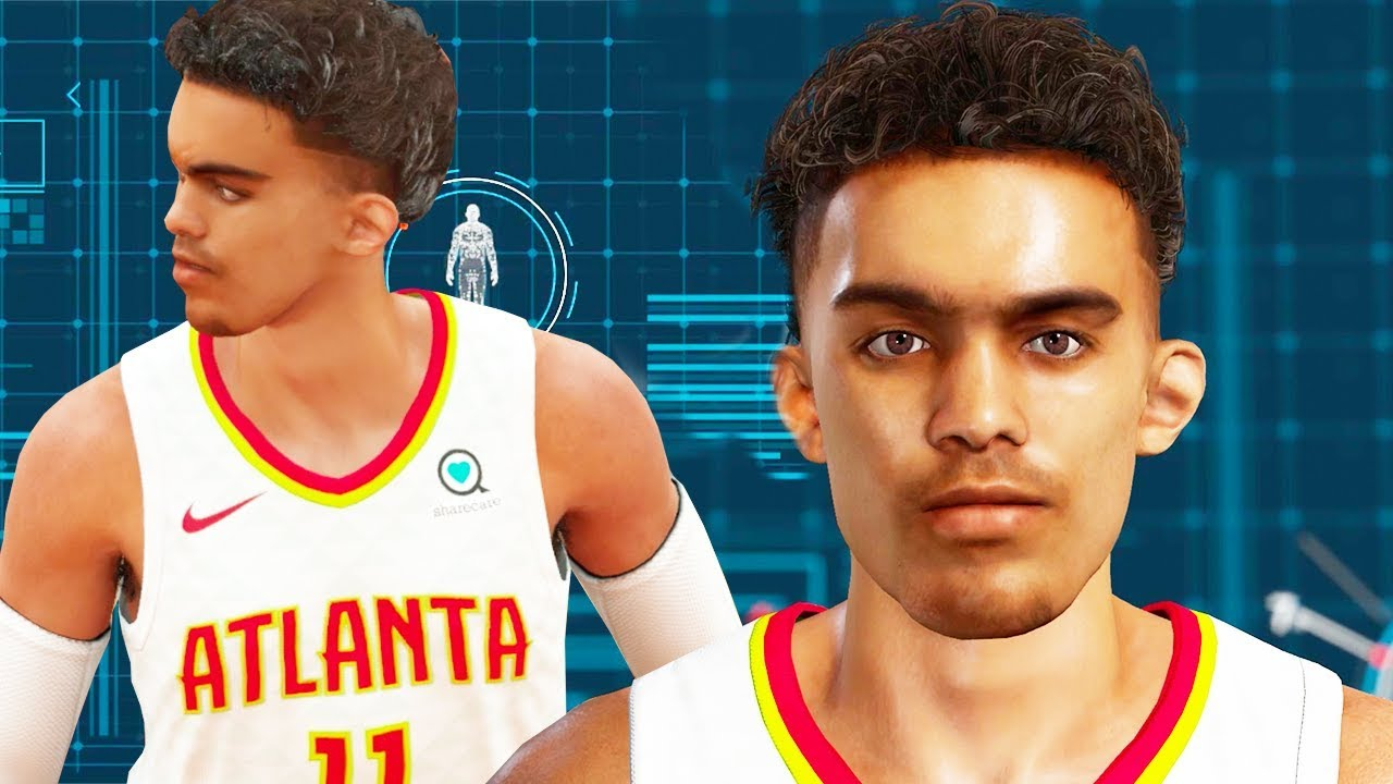 NBA 2K18 TRAE YOUNG MY CAREER : WELCOME TO ATLANTA! CHAPTER 4