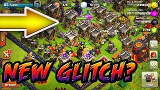 WORST GLITCH OF COC I EVER CAUGHT!!!