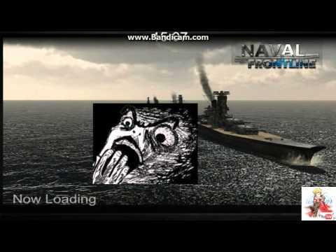 Naval Front-Line: Web Alpha, en facebook: PARTE 18