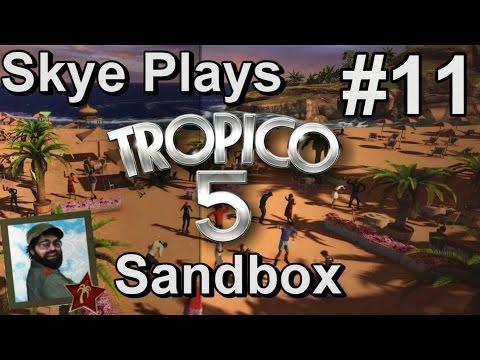 Tropico 5: Gameplay Sandbox #11 ►Cold War Era: For Realz!◀ Tutorial/Tips Tropico 5