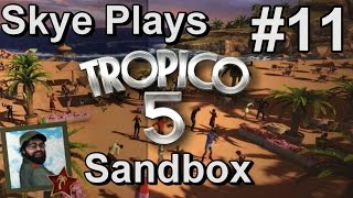 Tropico 5: Gameplay Sandbox #11 ►Cold War Era: For Realz!◀ Tutorial/Tips Tropico 5
