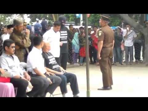 Simulasi Eksekusi Pidana Mati Fakultas Hukum Universitas Islam Nusantara Bandung