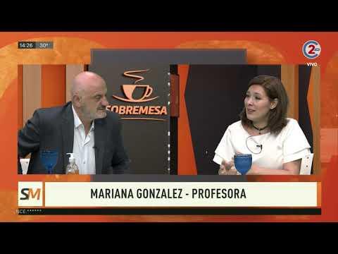 Sobremesa 18-12-20 | Mariana González- Profesora