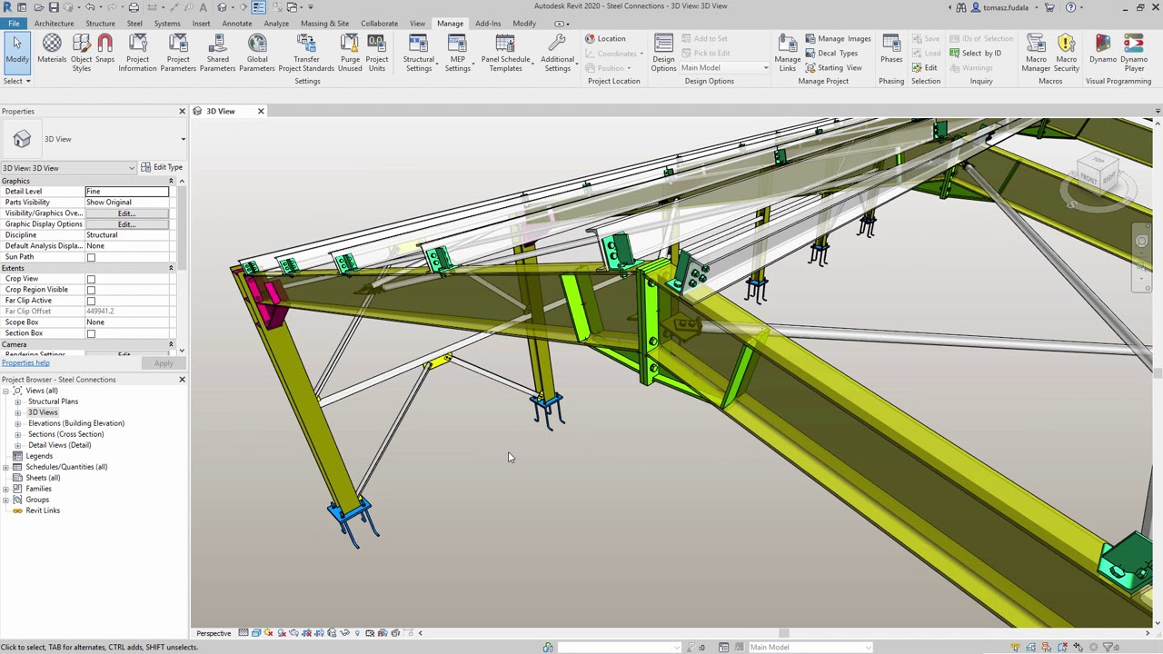 Autodesk Revit - CADPRO Systems Ltd, New Zealand