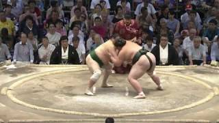 Sumo -Nagoya Basho 2018 Day 11, July 18th -大相撲名古屋場所 2018年 11日目