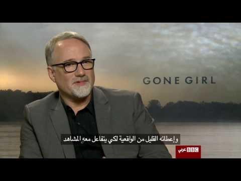 David Fincher: Film is a fake reality - Interview