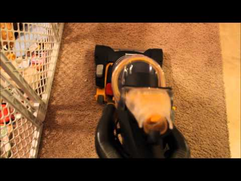 Better than a Dyson? Eureka AirSpeed ALL FLOORS Vacuum Review