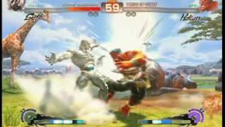 Super Street Fighter 4 - Gameplay Video 14