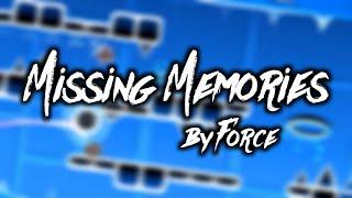 [Geometry Dash/레이아웃] 『Missing …