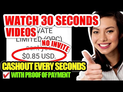 EARN GCASH MONEY BY WATCHING VIDEO - HOW TO EARN MONEY IN GCASH (Legit Paying Apps 2021 Philippines)