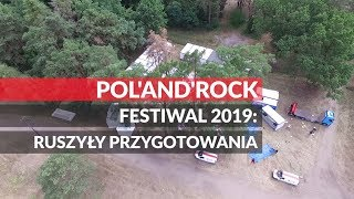 Pol'and'Rock Festiwal 2019: Ruszyły przygotowania