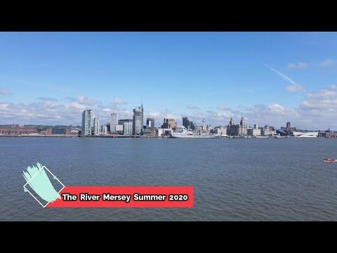 The River Mersey Summer 2020 4K UHD 60FPS