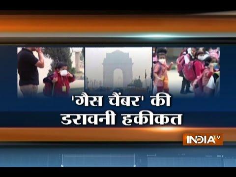 Haqiqat Kya Hai: The Truth Behind Air Pollution in Delhi-NCR Gets Dangerous