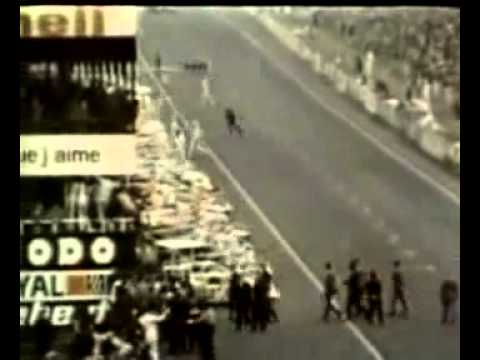 Ford wins 24 hours of Le Mans 1967