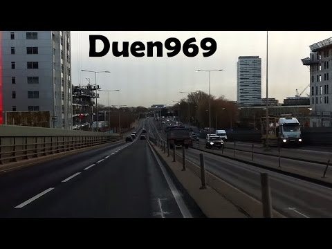 London Streets (516.) - Hackney - Barking - Dagenham