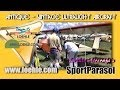 Loehle Sport Parasol all wood construction, part 103 legal ultralight aircraft.