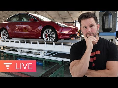 What Tesla's Biggest Layoff Means For Their Future [live]
