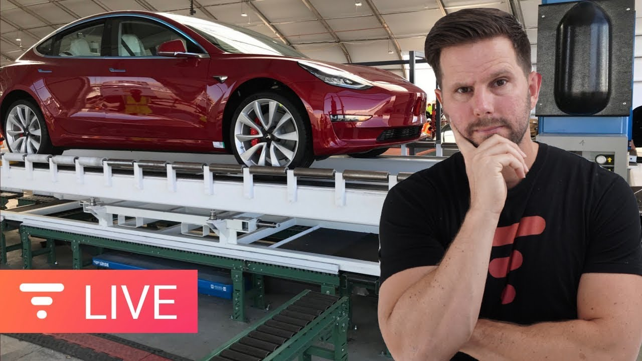 Musk Warns of Loss as Tesla Shuts Stores, Cuts Model 3 Cost