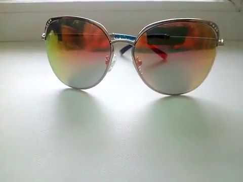 купить солнцезащитные очки зеркальные - YouTube
