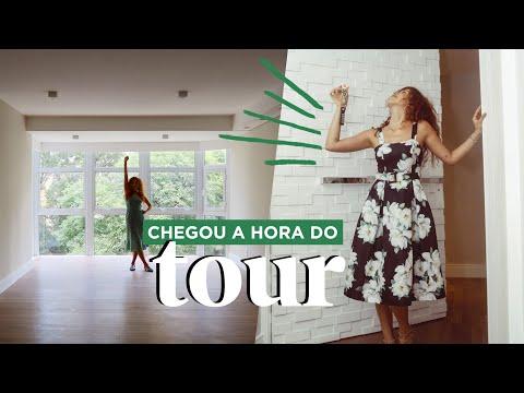 TOUR do meu apartamento DOS SONHOS em São Paulo  • Episódio 2