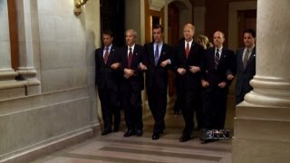 Republicans Stalling Obama's Agenda By Speaking, Moving In Slow Motion