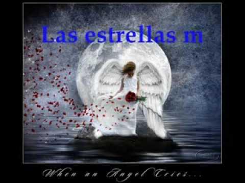 Un angel llora annette moreno karaoke youtube for Annette moreno y jardin