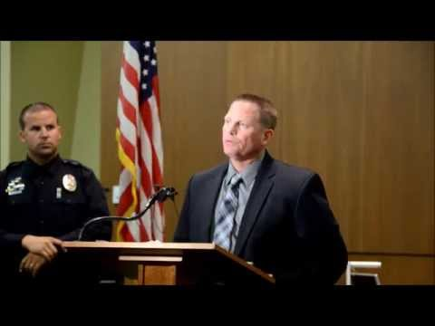 September 24, 2014 Press Conference - Commerce City Police Chief Troy Smith (Unedited)