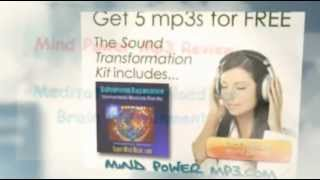 Mind Power Mp3 Review: Meditation Download for Brain Entrainmenta
