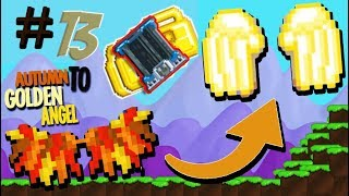 OVER 300 WLS PROFIT FROM BFG! WOW! 😲 I #13 Autumn Wings To Golden Angels! | Growtopia