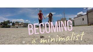 Steps to Becoming a Minimalist Traveller  |  True Minimalist Travel - Part VII