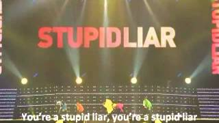Big Bang - Ms. Liar + Stupid Liar [Eng. Sub]
