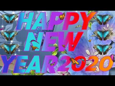 Happy New Year 2020 Whatsapp Status Hd Video