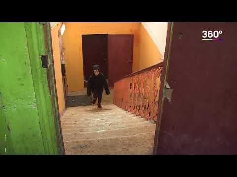 За разрушающийся дом в Серпухове взялась местная администрация