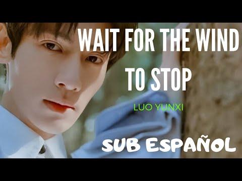 Luo Yunxi- Wait For The Wind To Stop [MV] (Sub Español)  (等风停 - 罗云熙)