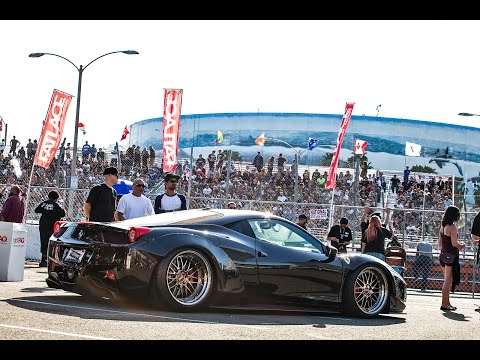 The Chronicles Vlog #5 (Part 2/2): Formula D Long Beach And Offset Kings 2015...