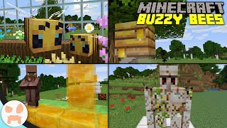 EVERYTHING in Minecraft 1.15 Buzzy Bees!