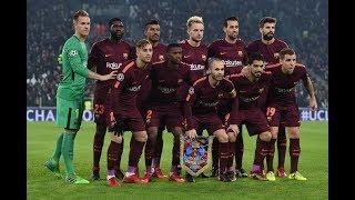 Juventus vs Barcelona [0-0], Champions League - Player Performance Ratings
