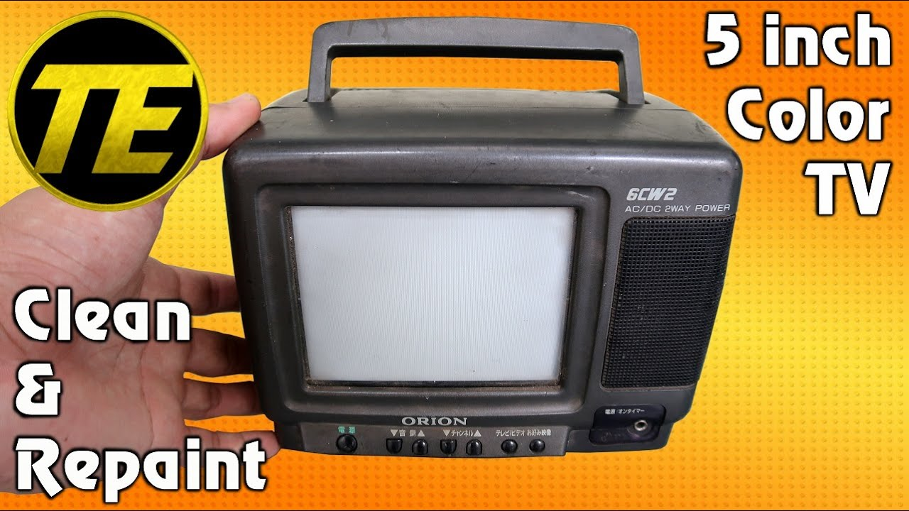 Mini TV Restoration