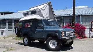 Robotic Land Rover - For Sale