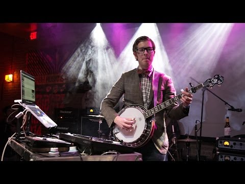 Public Service Broadcasting - Spitfire (live in Austin, Texas)