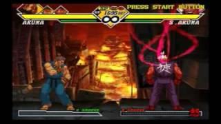 Capcom vs SNK 2 Mark of the Millenium 2001: Akuma, Ryu, Evil Ryu [2/2]