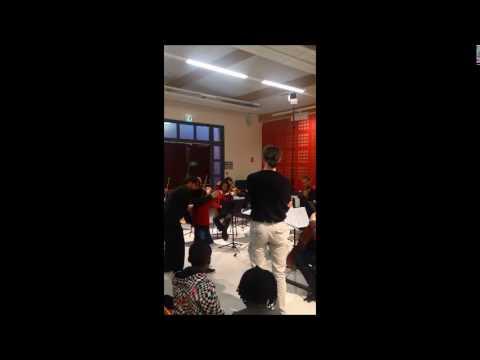 L'afev et l'Orchestre d'Auvergne