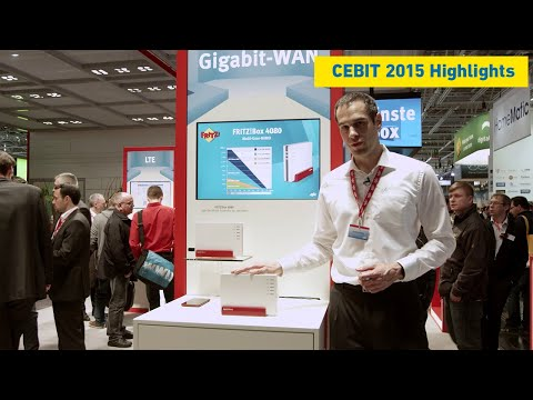 AVM at CeBIT 2015 – our trade fair highlights