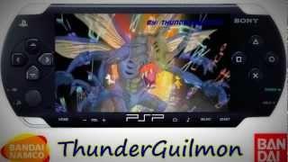 Digimon Adventure PSP - Introdução - Dublado!